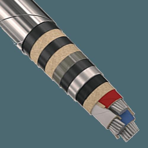 ААБлГ - Кабель силовой с пропитанной бумажной изоляцией