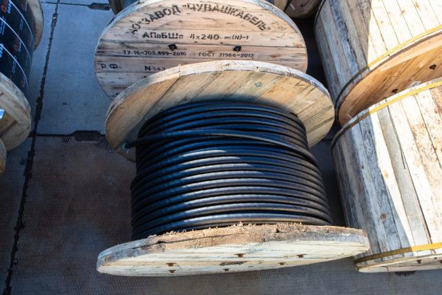 Купить кабель со склада в СПб