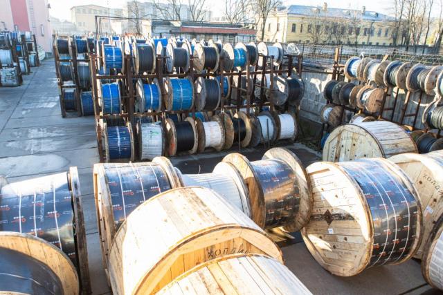 Купить силовой кабель в СПб