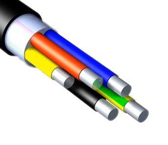 кабель аввг з 5х25