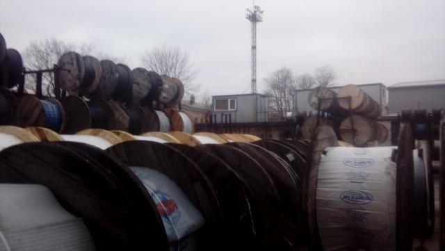 Склад Квадро Импэкс. Кабельно-проводниковая продукция купить в Санкт-Петербурге